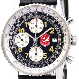 Breitling Navitimer A13022 Stainless Steel Automatic 42mm Womens Watch