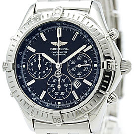 Breitling Shadow A35312 Stainless Steel Automatic 38mm Womens Watch