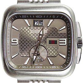 Gucci YA131301/131.3 Stainless Steel Quartz 40mm Mens Watch