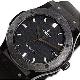 Hublot Classic 511.CM.1771.RX Stainless Steel, Titanium & Ceramic Automatic 45mm Mens Watch