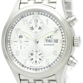 IWC Spitfire IW370628 Stainless Steel Automatic 39mm Mens Watch
