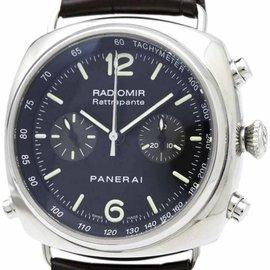 Panerai Radiomir PAM00214 Stainless Steel Automatic 45mm Mens Watch