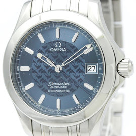 Omega Seamaster 2506.80 LTD Edition Stainless Steel Automatic 36mm Mens Watch