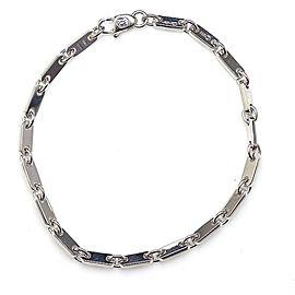 Cartier 18K White Gold Bracelet