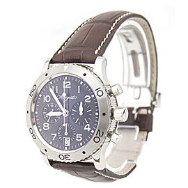 Breguet Type XX Transatlantique 3820 Stainless Steel 40 mm Automatic Mens Watch