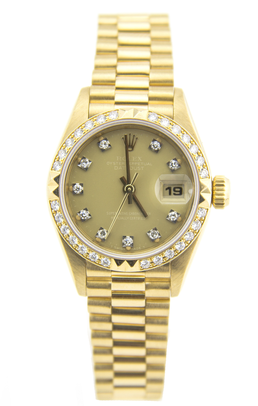 Rolex 69268 President Datejust 26mm Watch
