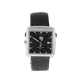 Tag Heuer Tiger Woods Golf Black Men's Watch