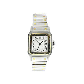 Cartier Santos Galbee Men's Watch Model# W20011C4