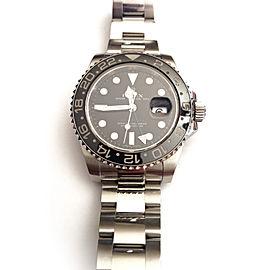 Rolex GMT Master II 116710LN 40mm Stainless Steel Watch