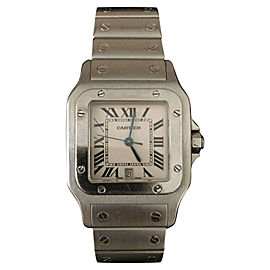 Cartier Santos 1564 Stainless Steel 31.75mm Watch