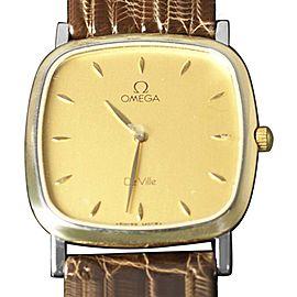 Omega De Ville 195.3378 30mm x 36mm Mens Watch