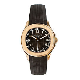 Patek Philippe Men's Aquanaut 5167 R 40mm Mens Watch