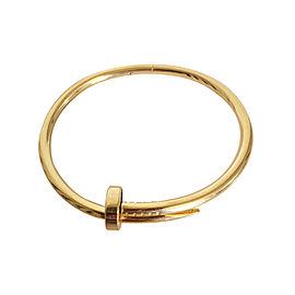 Cartier Cartier Juste Un Clou Bracelet Yellow Gold Size 16