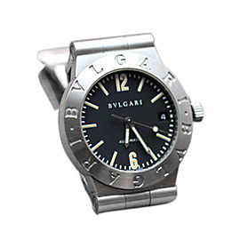 Bulgari Diagono Stainless Steel 36mm Watch