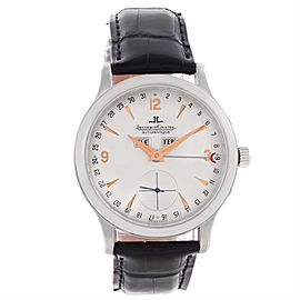 Jaeger Lecoultre Master 140.6.87 Platinum Automatic 37mm Mens Watch