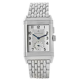Jaeger LeCoultre Reverso 272.8.54 Stainless Steel Manual 26mm Unisex Watch