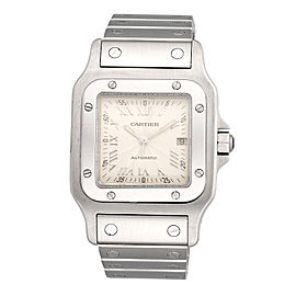 Cartier Santos 2319 32.5mm Unisex Watch
