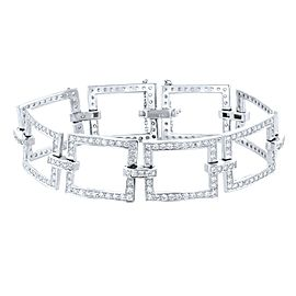 Carl Gansky 4.95ct Diamond Bracelet