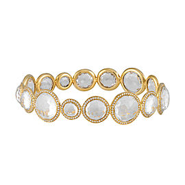 Ippolita 18K Yellow Gold Lollipop Bangle