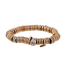 Links of London 18K Rose Gold Tone Sterling Silver Vermeil Sweetie Bracelet