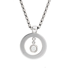Roberto Coin 18K White Gold Cento Pendant Necklace