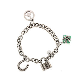 Tiffany & Co.Sterling Silver Charm Bracelet