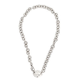 Tiffany & Co. 925 Sterling Silver Return To Tiffany Necklace