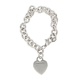 Tiffany & Co. Sterling Silver Tag Bracelet