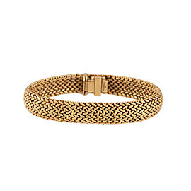 Tiffany & Co.18K Yellow Gold Bracelet