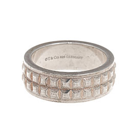 TIffany & Co. Sterling Silver Band Size 10