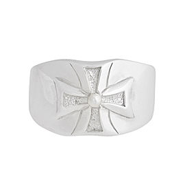 SilverSmiths Leonard Kamhout Chrome Hearts Ring