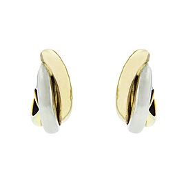 Cartier 18K Trinity Earrings