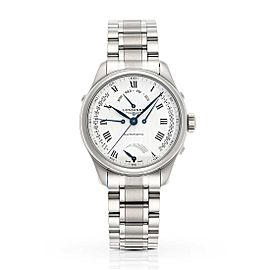 Longines Master Collection L27144716 41mm Mens Watch