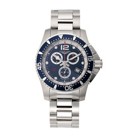 Longines HydroConquest L38434966 47.5mm Mens Watch