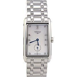 Longines Dolcevita L55124876 23mm Womens Watch