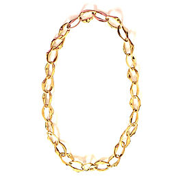 Tiffany & Co. Elsa Peretti 18K Yellow Gold Necklace