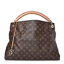 Louis Vuitton Monogram Artsy MM Hobo Bag 278lvs512