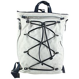 Louis Vuitton Rare Limited White Monogram Ultralight Backpack 109lvs428