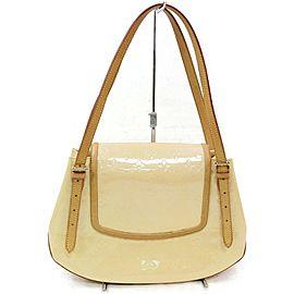 Louis Vuitton Biscayne Bay GM Beige Monogam Vernis 872611