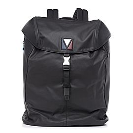 Louis Vuitton Black Leather Pulse Backpack Gaston V 861832