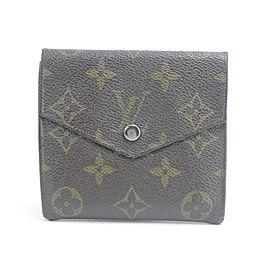 Louis Vuitton 15LK0120 Monogram Elise Bifold Compact Wallet