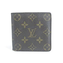Louis Vuitton 16LK0121 Monogram Bifold Wallet