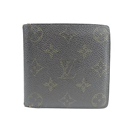 Louis Vuitton 17LK0121 Monogram Bifold Wallet