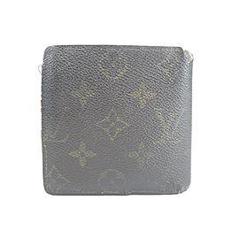 Louis Vuitton 18LK0120 Monogram Bifold Mens Wallet
