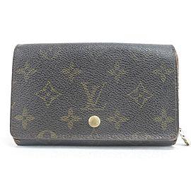 Louis Vuitton 20LK0121 Monogram Bifold Snap Wallet