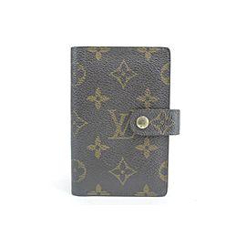 Louis Vuitton 22LK0121 Monogram Mini Agenda or Card Holder