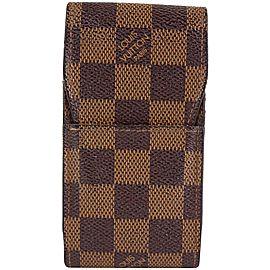 Louis Vuitton Damier Ebene Cigarette Case Etui Mobile 17lvs1228
