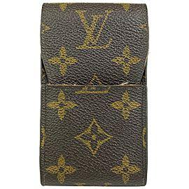 Louis Vuitton Monogram Cigarette Case Etui Holder 3LV102