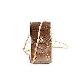 Louis Vuitton Monogram Vernis Bronze Walker