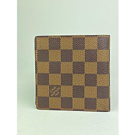 Louis Vuitton Rare Centenaire Edition Damier Ebene Bifold Multiple Wallet 6L102